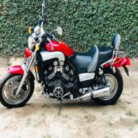 Yamaha Vmax 1200cc Lahore reg