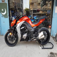 Kawasaki Z1000 Model 2014 Import 2015.