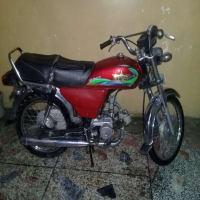 honda cd 70 motorcycle 2009 model