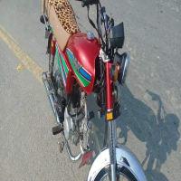 ravi bike