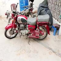 honda 185cc converted 200cc 1987