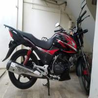 Honda CB150F for sale good condition