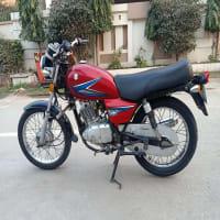 Suzuki 150 Genuine Bike