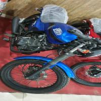 Hi Speed Infinity SR 150 motorcycle