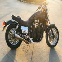 Yamaha vamx1200 cc
