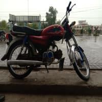 Road Prince 70cc bike
