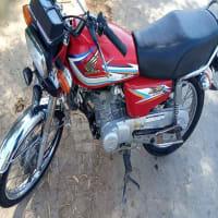 Honda CG125cc Model 2016