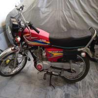 Metro 125 bike