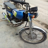 Honda CG125 bike sale