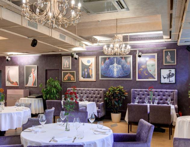 Ресторан Oli Oli Gallery