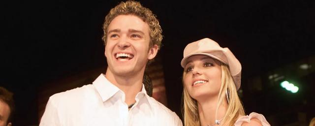Бритни Спирс назвала своего экс-бойфренда Джастина Тимберлейка гением