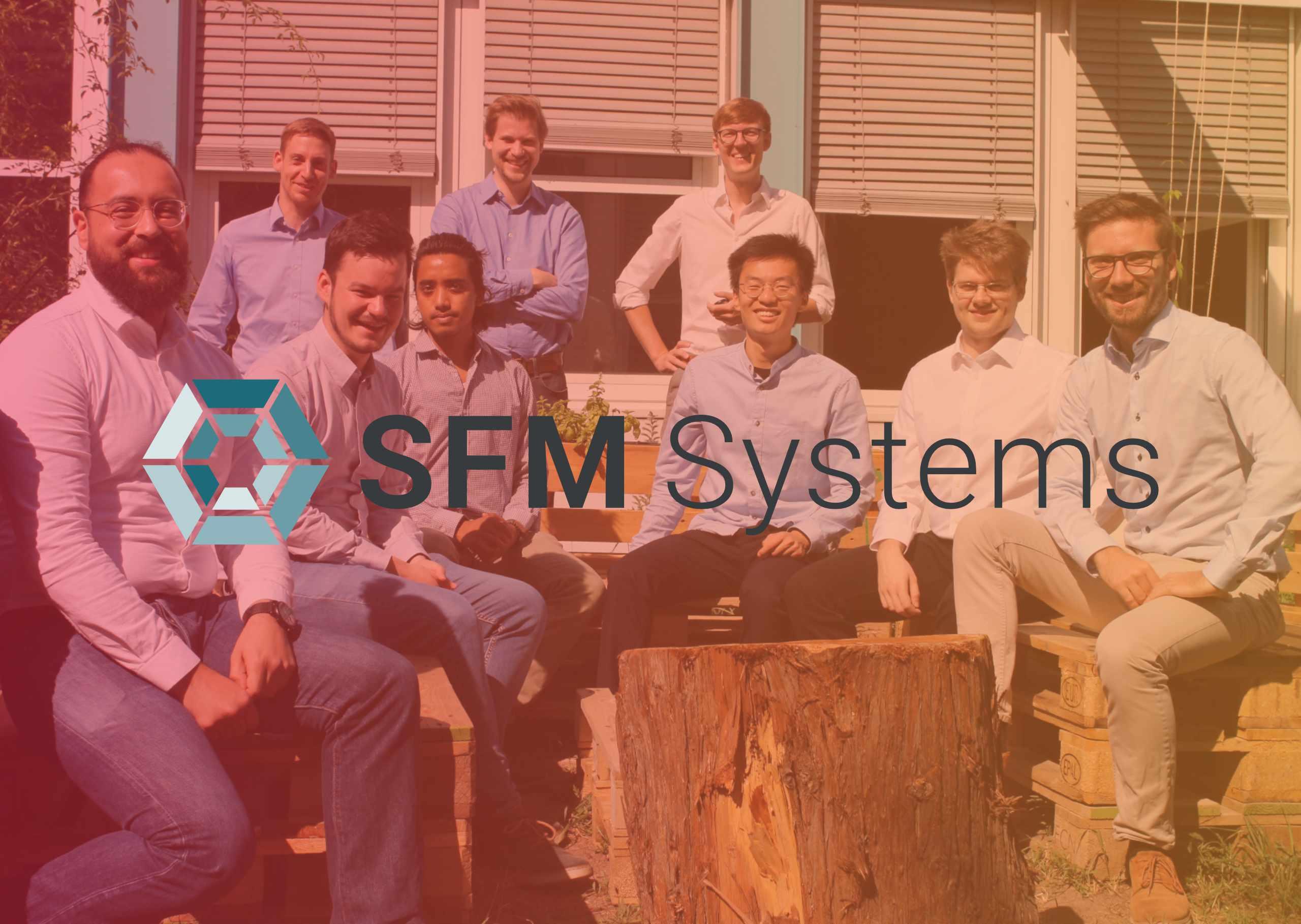 SFM Systems Eingangsseite Webseite