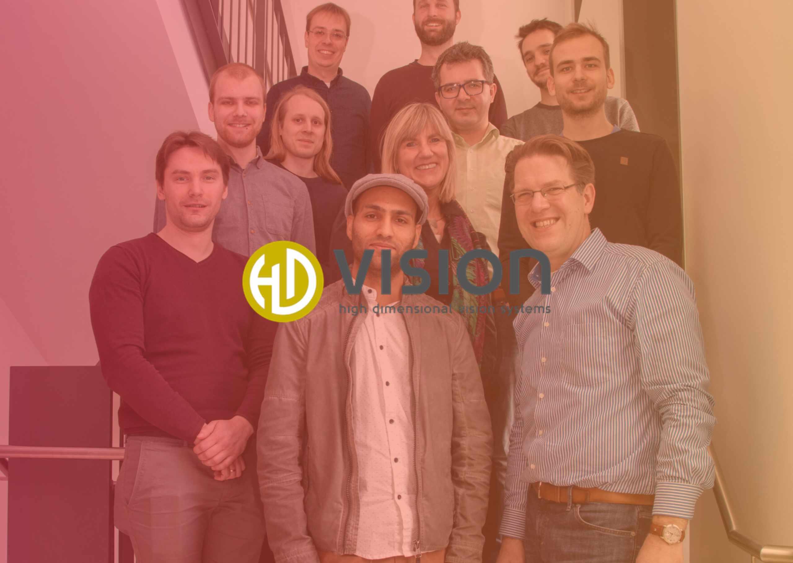 HD Visions Eingangsseite Webseite