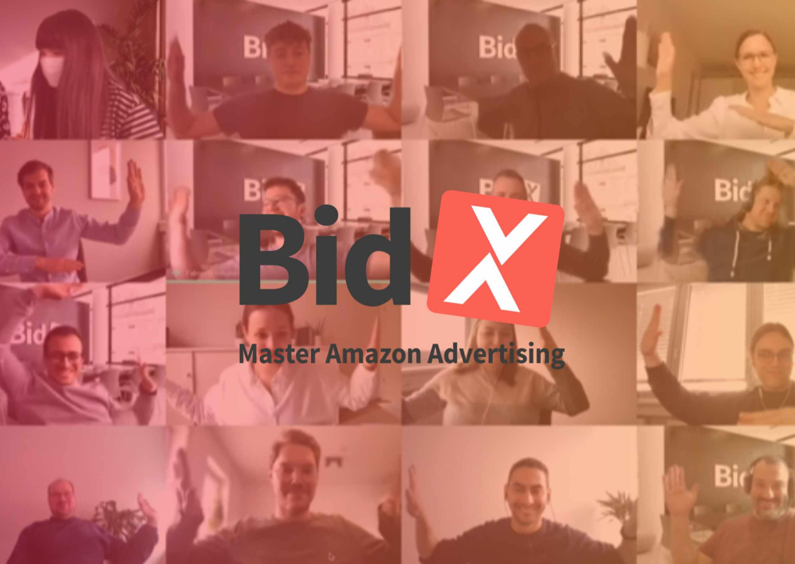 BidX Eingangsseite Webseite