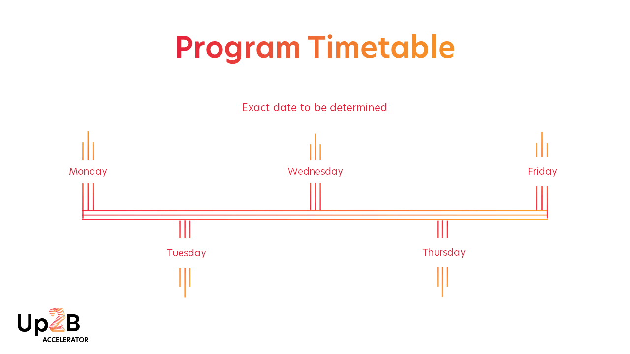 Timetable Market Discovery - no date