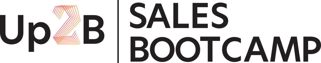 Up2B Sales Bootcamp Logo