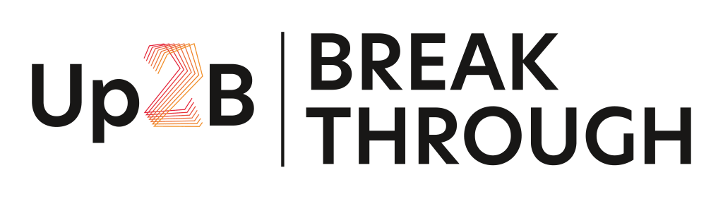 Up2B_Break_Through_Logo