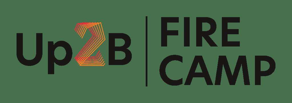 Up2B_Fire_Camp_Logo