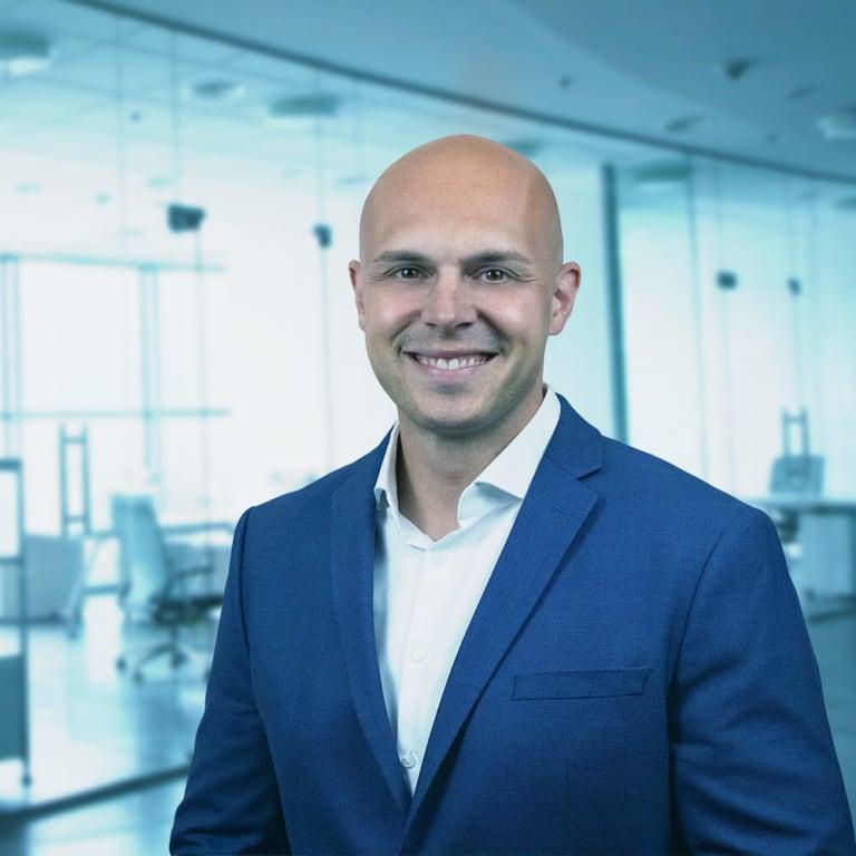 Arne Böhm Sales Coach @ Up2B Sales Bootcamp