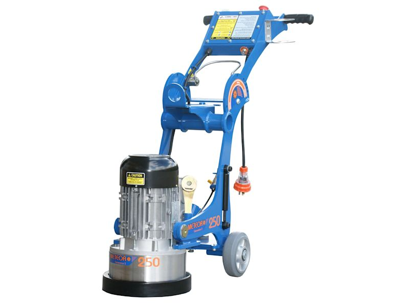 Concrete Floor Grinder Electric 250mm For Hire Hirepool