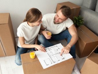 Планировка: Объединяем две квартиры — что можно, а что нельзя