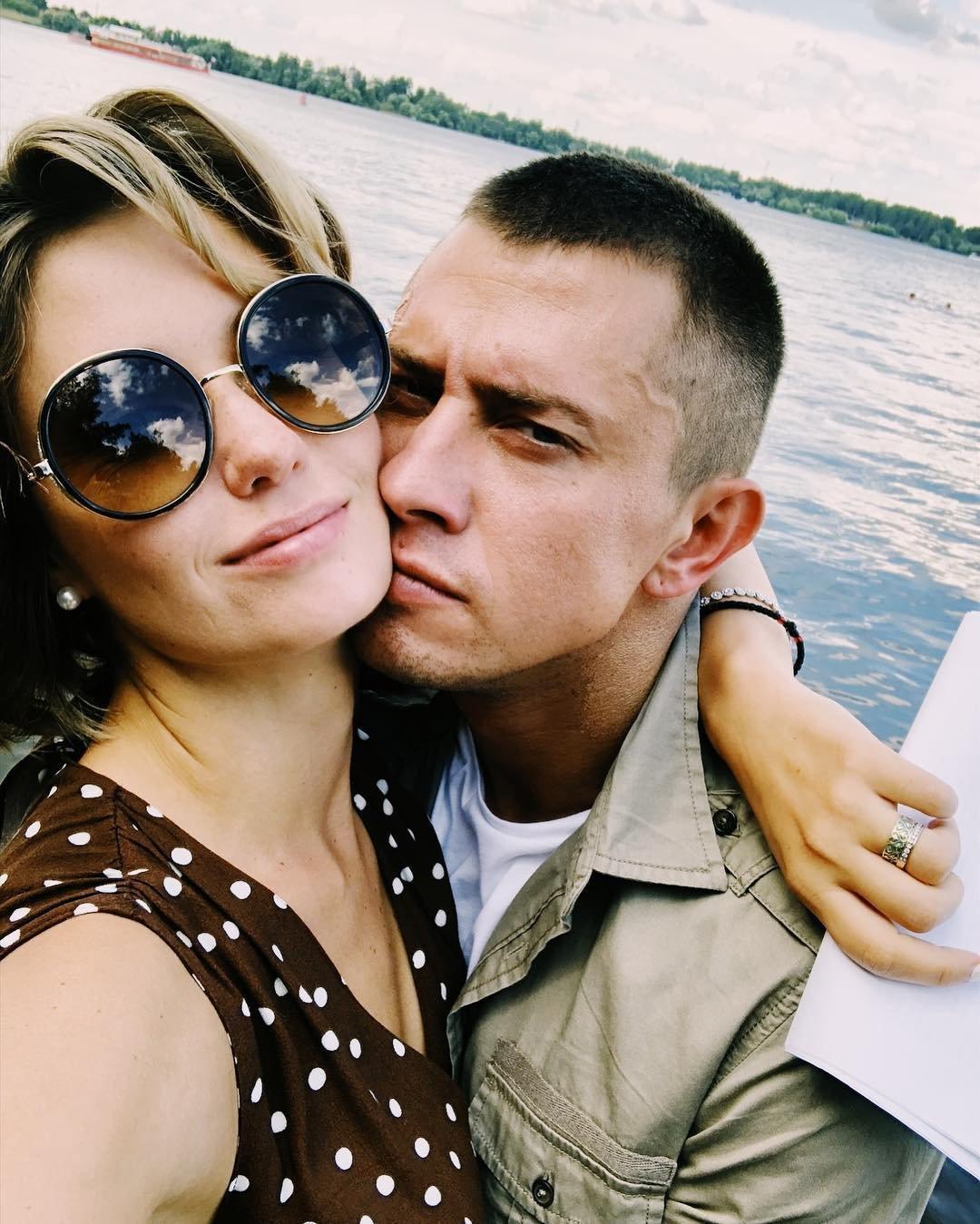 Павел Прилучный впервые прокомментировал заявление Агаты Муцениеце о домашнем насилии