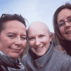 Guest blog: It all started with a hat: Avril, founder of Cancer Central