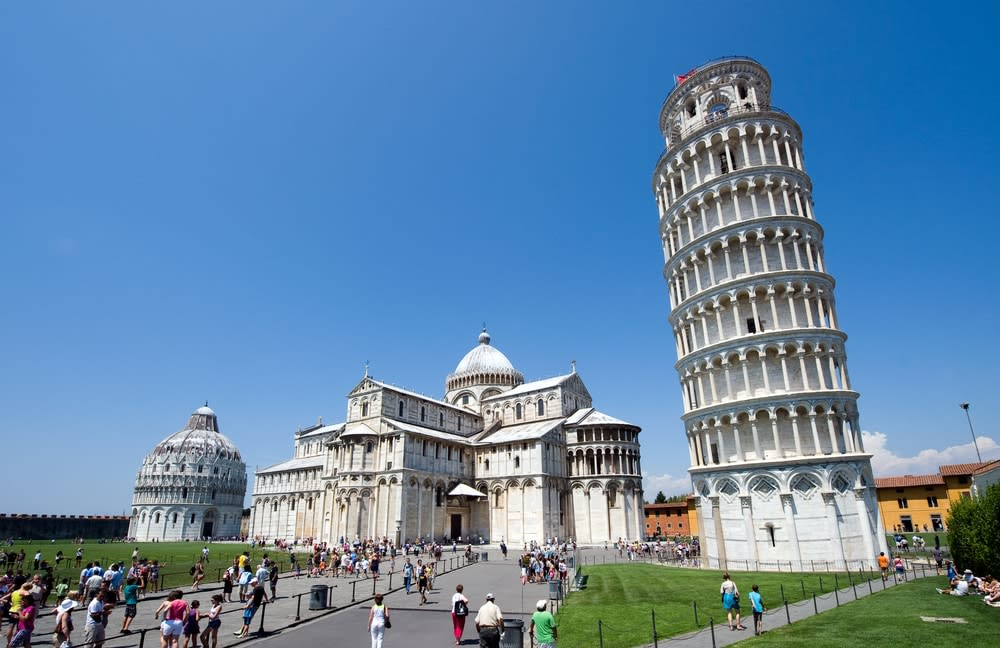 Do I need travel insurance for Europe? Leaning tower of pisa Italy