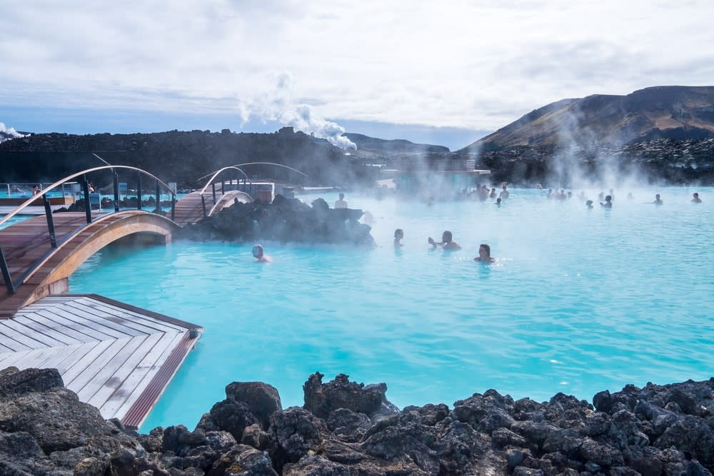 Do I need travel insurance for Europe? Blue Lagoon in Iceland