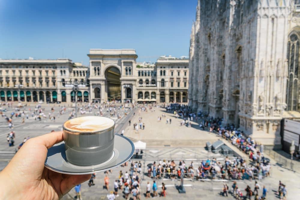 The top 5 city breaks in europe: Milan