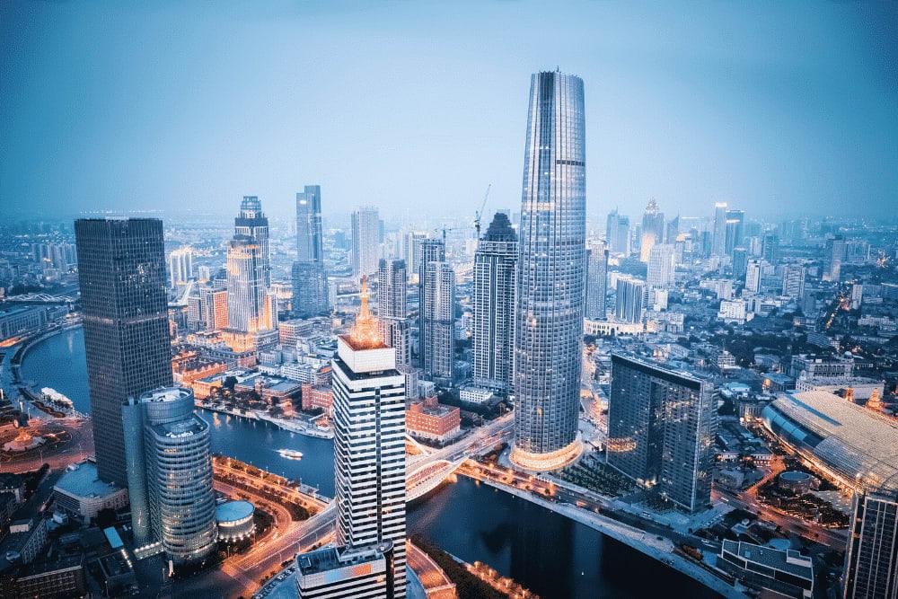 Worlds-Top-10-Ferris-Wheels-Tianjin-japan-AllClear Travel