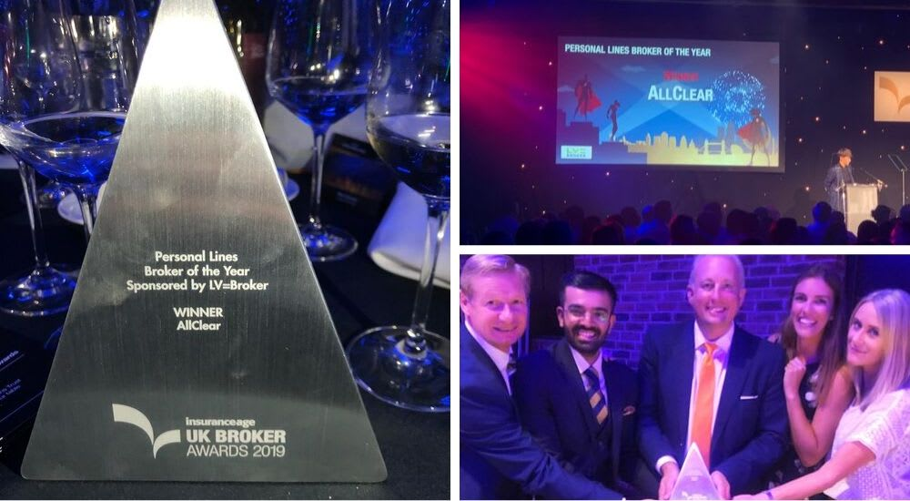 Allclear Wins Fourth Industry Title | AllClear Travel Blog