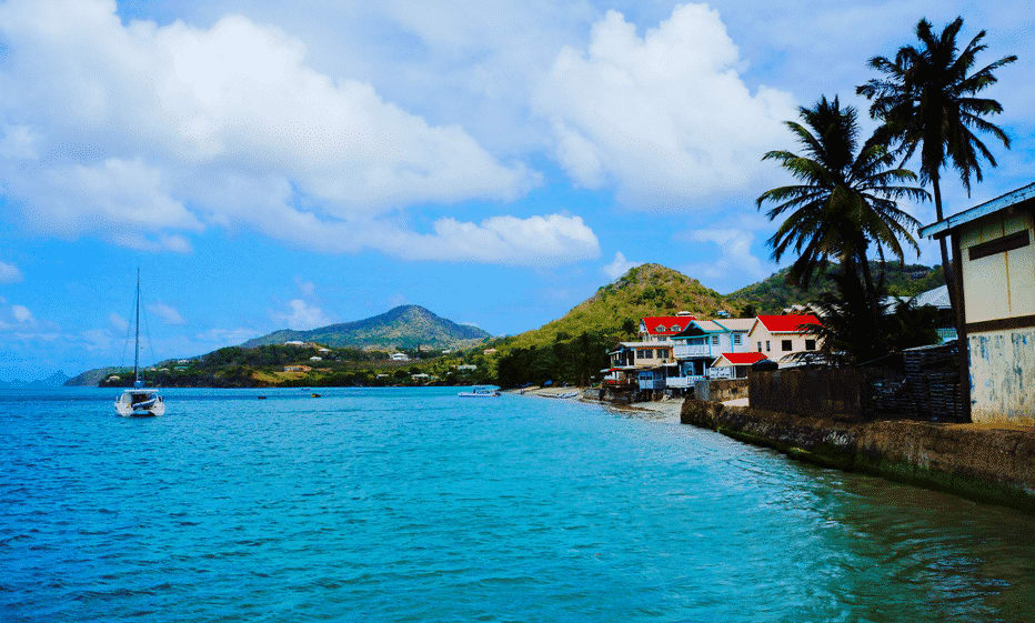 The best Autumn holiday destinations: Grenada