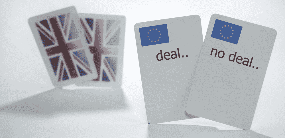 Will your EHIC card still be valid after Brexit? Brexit imaged as playing cards