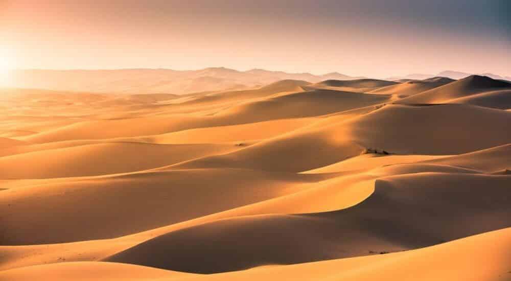 The-Best-Desert-Holiday-Destinations-on-Earth-Gobi | AllClear Travel Blog