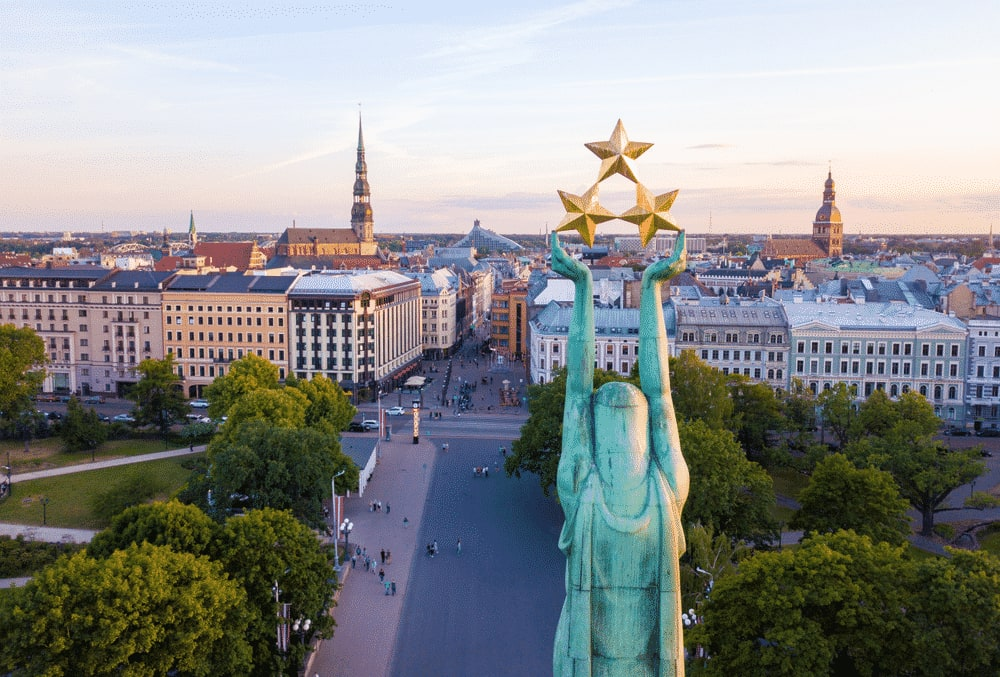 Top 10 up and coming city breaks in Europe: Riga, Latvia