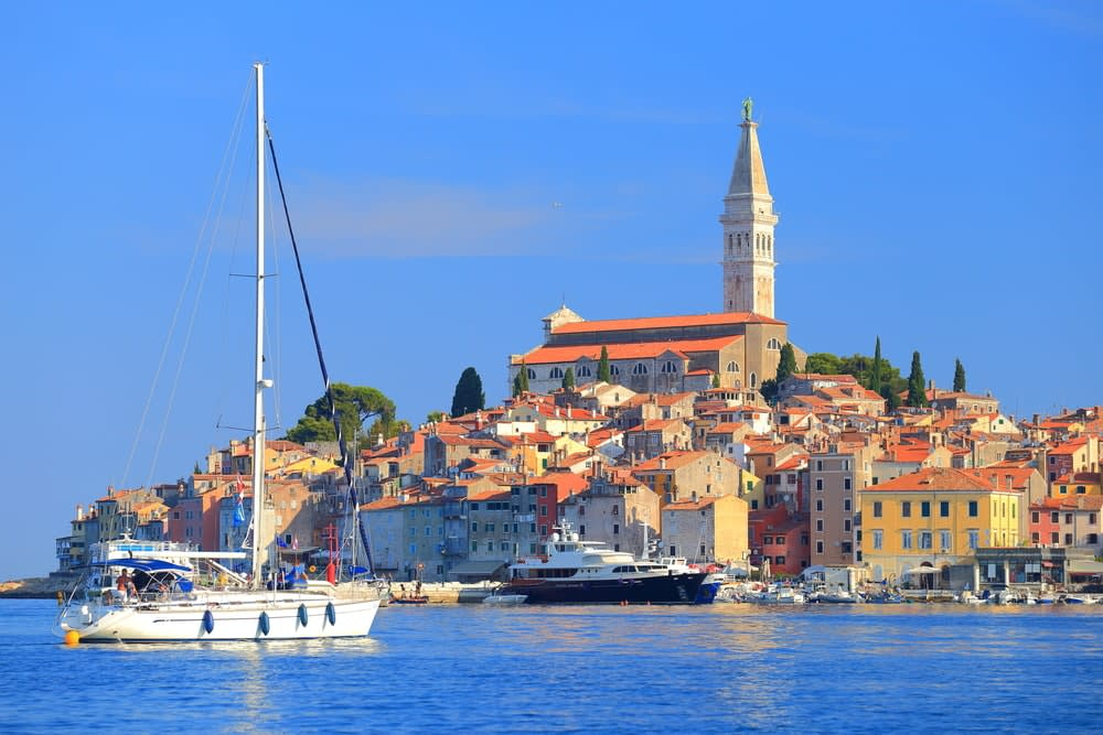 Top 10 up and coming city breaks in Europe: Rovinj, Croatia