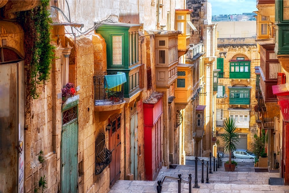 Top 10 up and coming city breaks in Europe: Valletta, Malta