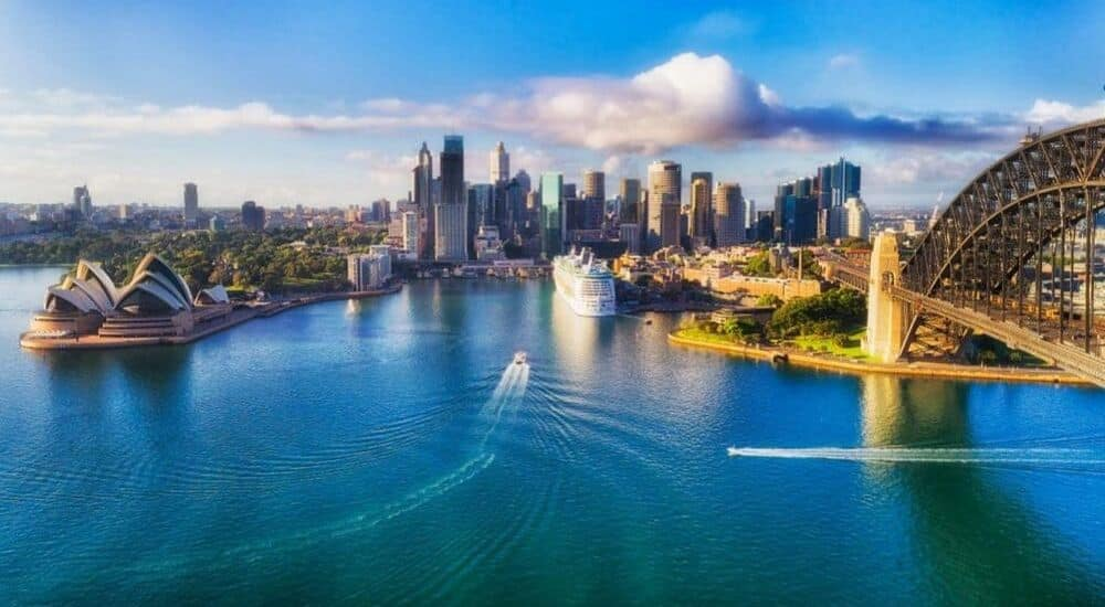 The-Best-Sailing-Experiences-Around-the-World-Australia-AllClear Travel