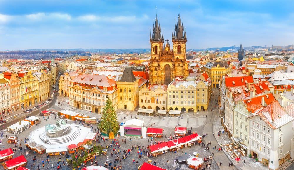 10 of the best Christmas markets in Europe: Prague, Czech Republic, Christmas market