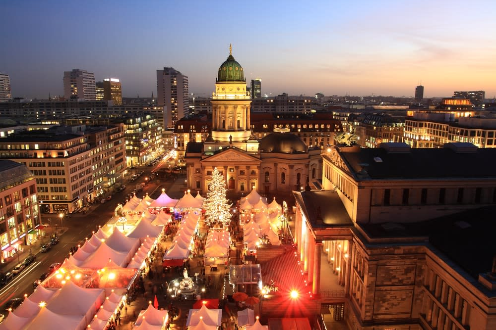 10 of the best Christmas markets in Europe: Berlin, Germany
