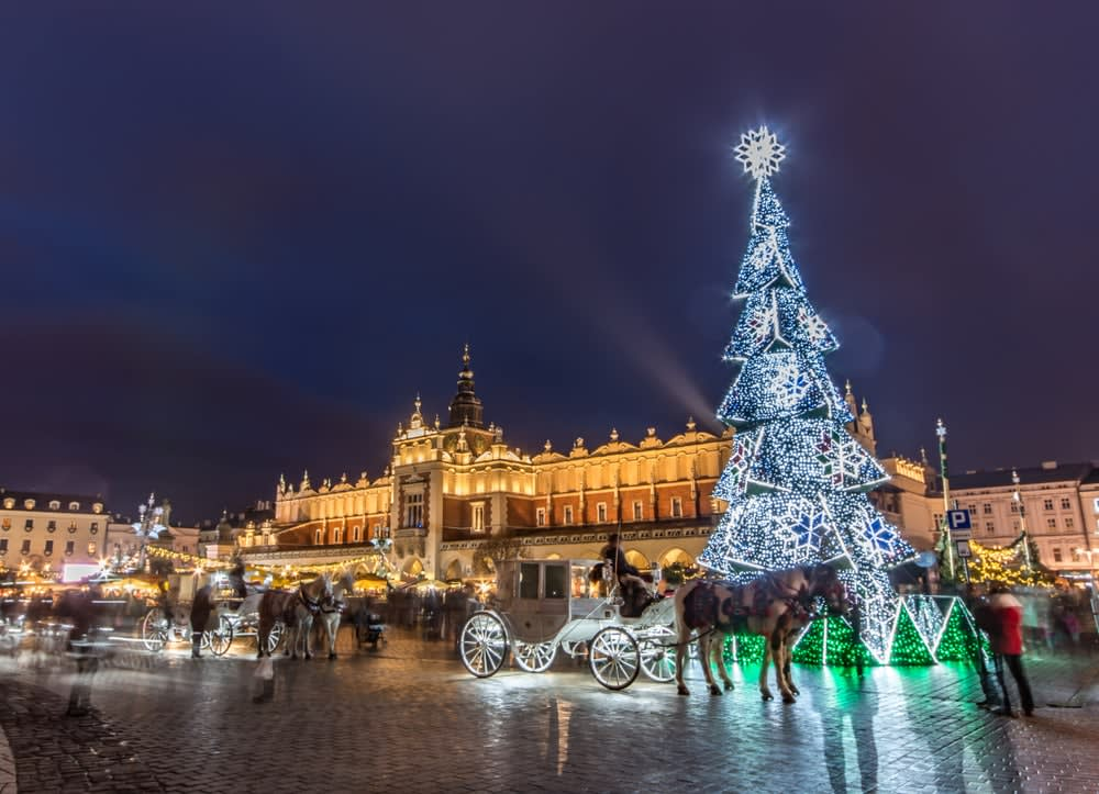 10 of the best Christmas markets in Europe: Krakow, Poland