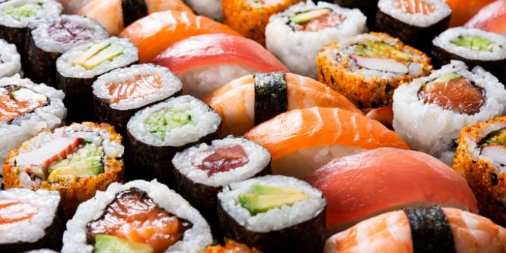 Fine-Dining-at-Sea-–-5-Fabulous-Cruises-for-Foodies-Sushi-AllClear-Travel