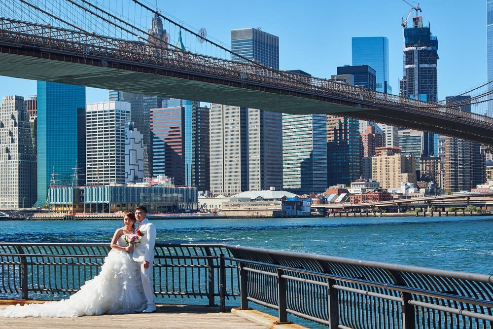 Five stunning wedding locations to rival the Royal Wedding: New York wedding