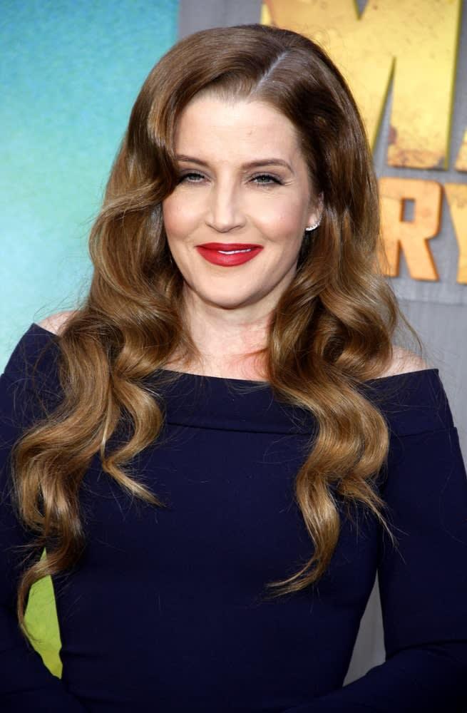 Celebrities Turning 50 in 2018: Lisa Marie Presley