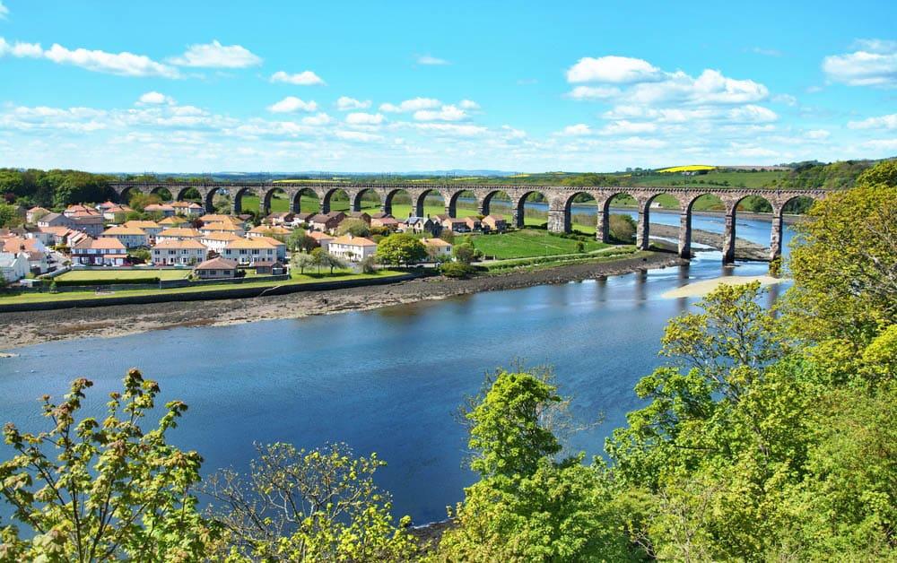 Berwick-upon-Tweed-Northumberland-England