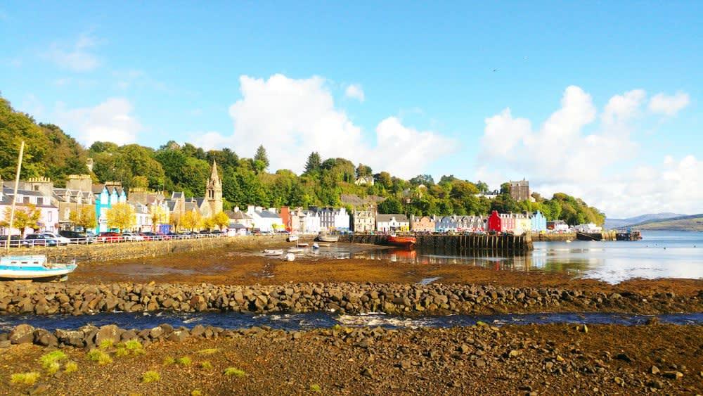 Tobermory-Isle of Mull-Scotland