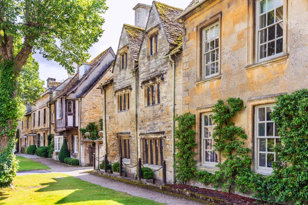 Burford-Oxfordshire-England