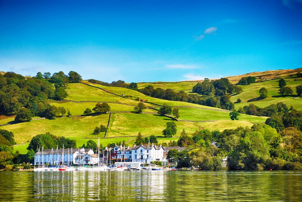 Bowness-on-Windermere-Cumbria-England