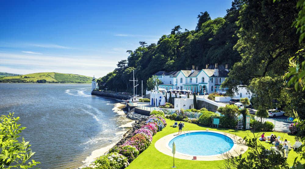 Portmeirion-Gwynedd-Wales